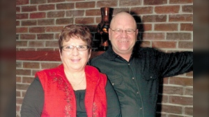 Bill and Sandi Tibbo were killed in a crash on Highway 144 in Greater Sudbury. (Rhody Family Funeral Home)