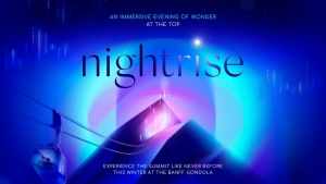 Nightrise is described as a fully immersive and multi-sensory experience. (Supplied)