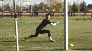 For the University of Saskatchewan Huskies men's soccer team, job one this weekend is locking up a playoff spot.