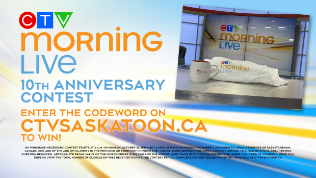 Morning Live 10th Anniversary Contest