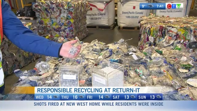 responsible recycling at return-it