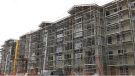 New condominium project under construction in Langford's Belmont area: (CTV News)
