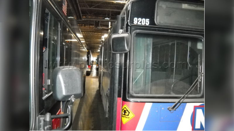 Coun. Catherine McKenney offered to purchase used buses from Metro St. Louis to boost replacement bus service during LRT shutdowns. (Photo courtesy: publicsurplus.com)