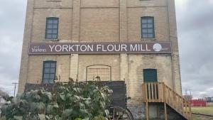 Yorkton Flour Mill