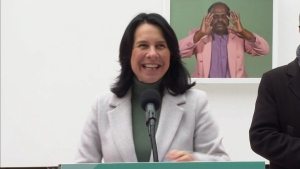 Valerie Plante talks top election issues