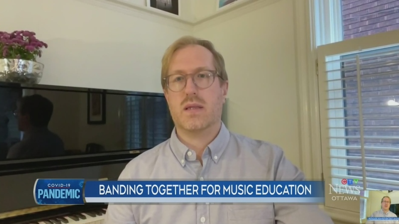 Banding together for music education