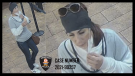 Windsor police released new photos of a suspect wanted in connection with a convenience store robbery in Windsor, Ont. (source Windsor Police Service)