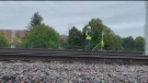 Loose bolts caused derailment