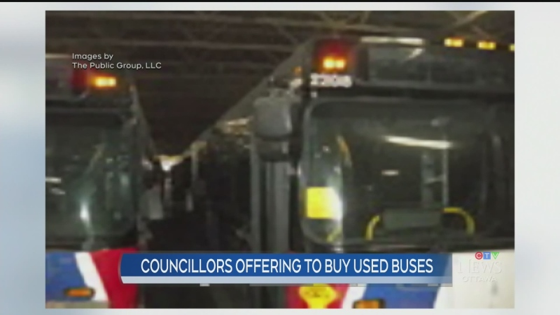 Desperate times: OC Transpo considers used buses