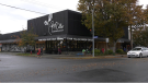 The new Root Cellar location is pictured on Cook Street at the former Oxford Foods site: Oct. 20, 2021 (CTV News)
