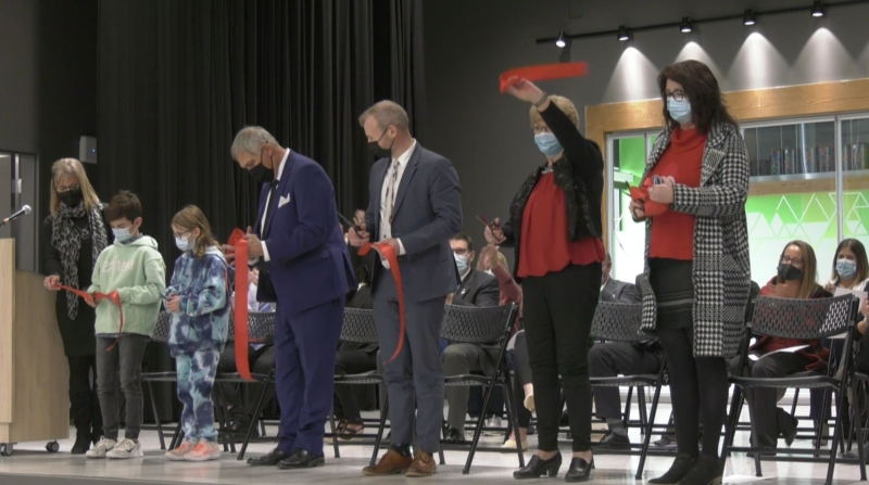 New school opens in Weyburn