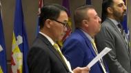New Calgary councillors call for Chu to resign