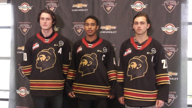 As the Vancouver Giants prepare to have a building full of fans, the team will have a new look and a new leader.