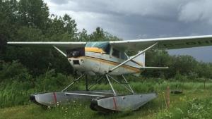 Sask. plane featured in Bond film
