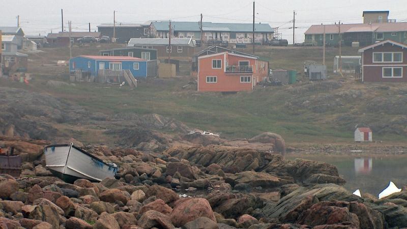 Iqaluit water