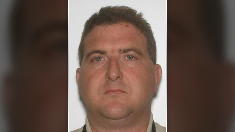 Police are looking for Anthony Houghton, 47, who went missing early Thursday morning in Stone Mills Township. (OPP handout)