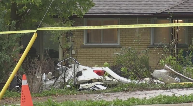 Man killed in Cambridge crash