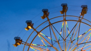 A ferris wheel is seen in this undated file image. (Shutterstock)