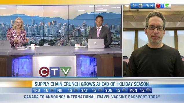 supply chain crunch grows ahead of holiday season