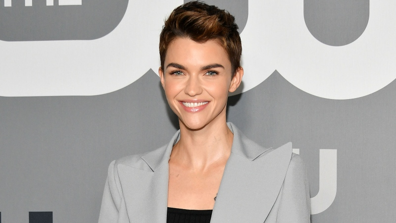 Ruby Rose is pictured here in 2019. (Dia Dipasupil/Getty Images North America/Getty Images via CNN)