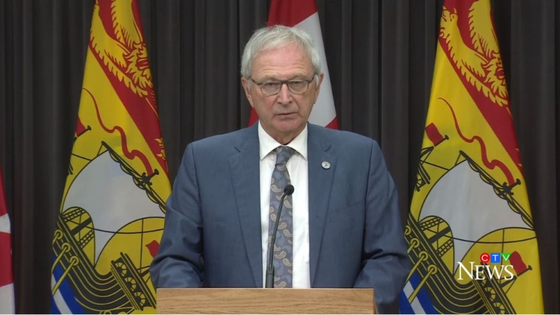 """""""On the advice of public health and the cabinet COVID-19 committee, we've decided to extend circuit-breaker measure for at least seven days,"""" New Brunswick Premier Blaine Higgs said. """"The Delta variant is different than anything we've experienced so far, that is why we need to treat it differently."""""""