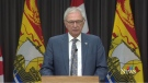 """""""On the advice of public health and the cabinet COVID-19 committee, we've decided to extend circuit-breaker measure for at least seven days,"""" New Brunswick Premier Blaine Higgs said Thursday afternoon. """"The Delta variant is different than anything we've experienced so far, that is why we need to treat it differently."""""""