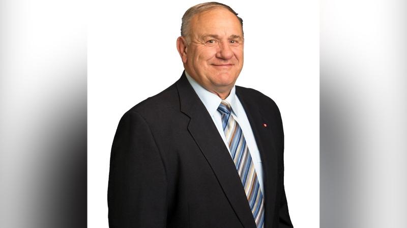Former Fort St. John mayor Jim Eglinksi