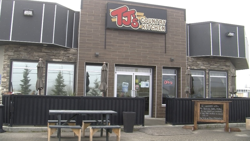 TJ'S COUNTRY KITCHEN