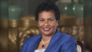 Sandra Mason is the first president-elect of Barbados. (Barbados Government Information Service)