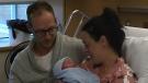 Sarnia's baby boom bucking national trend