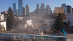 El Mirador demolition