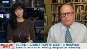 Berthelson on Queen Elizabeth's health