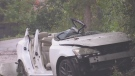 Fatal collision on Shantz Road