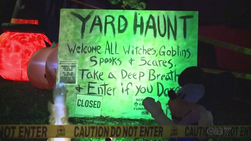 Halloween fundraiser benefits Valley scouts