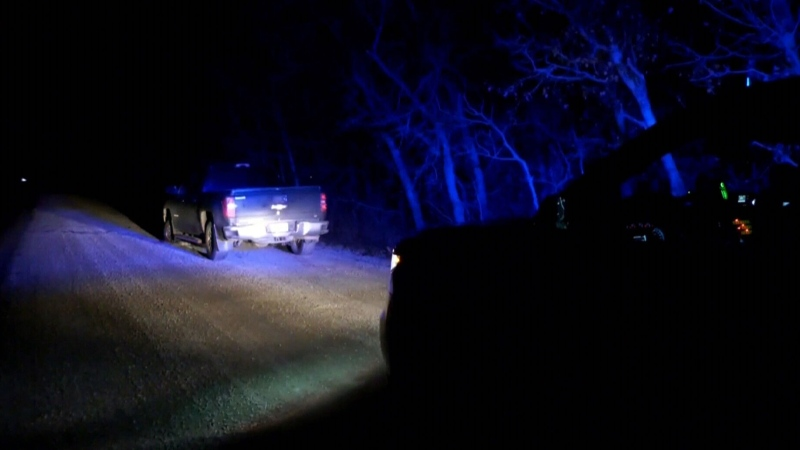 Questions on delay in warning public about manhunt
