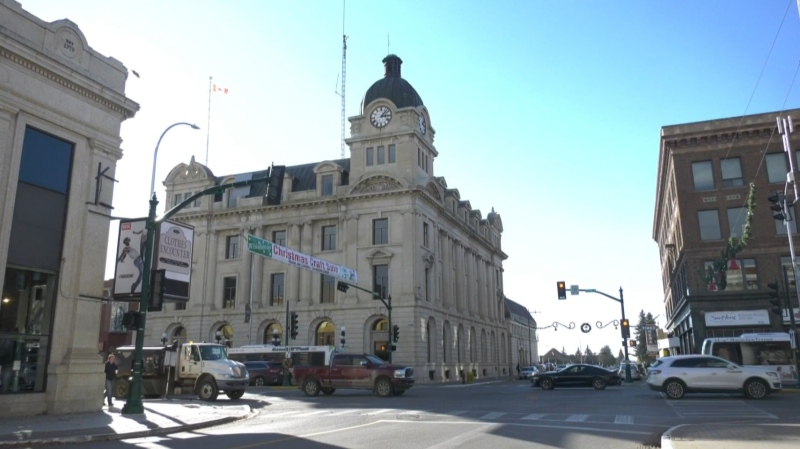 A new mayor for Moose Jaw