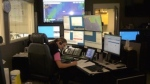 Staff levels at the Fire Dispatch Centre in Campbell River were increased in anticipation of higher call volumes: (CTV News)