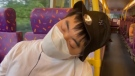 """The """"snooze bus"""" tour in Hong Kong aims to help residents who have trouble sleeping catch a five-hour nap."""