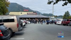 A judge has granted the province's application for a permanent injunction against a Fraser Valley restaurant refusing to check vaccine passports.