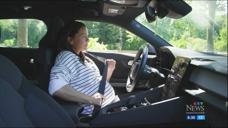 Seatbelts have been credited with saving thousands of lives, but they can also contribute to fetal injury when pregnant.