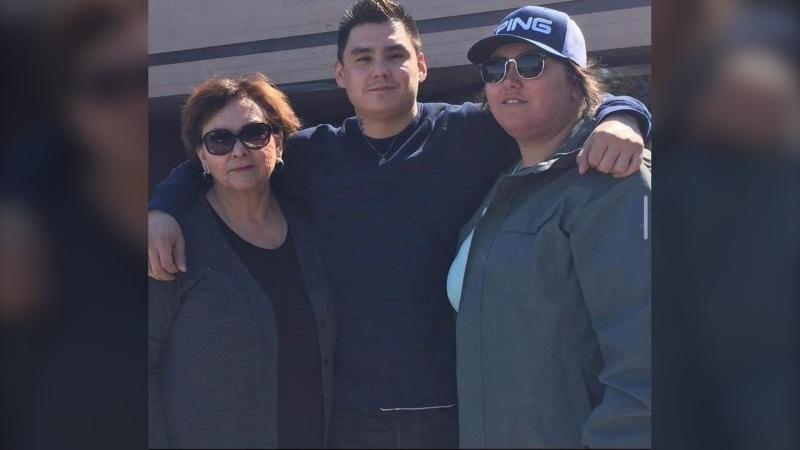 Lane Tailfeathers' family continue to search for answers in his death. Police continue to investigate.