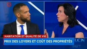 Montreal candidates face off in chaotic debate