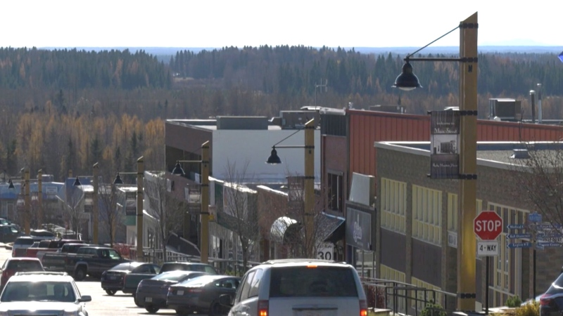5.0 earthquake shakes Rocky Mountain House, Alta.