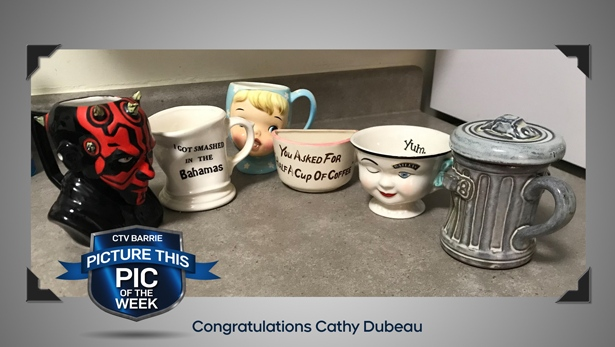 Pic of the Week: Unique coffee mugs