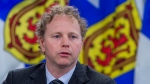 Premier Tim Houston has instructed Finance Minister Allan MacMaster to implement a deed transfer tax on any property purchased by individuals who do not pay taxes in Nova Scotia.