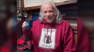 Gerald Kearny is pictured: (Lake Cowichan RCMP)