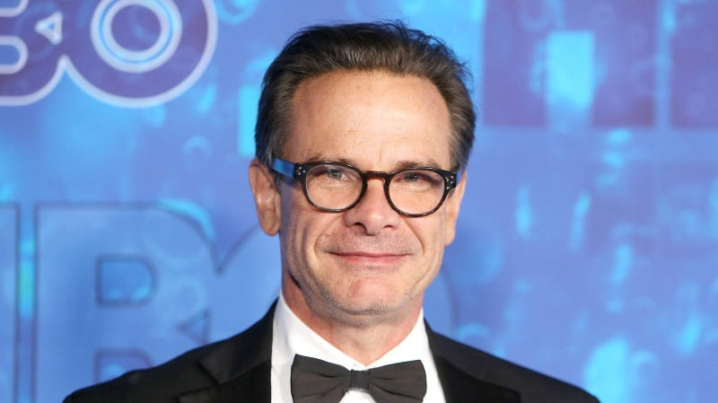 Peter Scolari arrives at HBO's Post Emmy Awards reception held at The Plaza at the Pacific Design Center on September 18, 2016 in Los Angeles, California. (Michael Tran/FilmMagic/Getty Images/CNN)