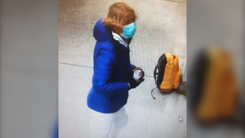 Nanaimo RCMP are looking to identify this person: (Nanaimo RCMP)