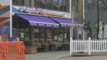 Purple Perk in Mission, as seen on Friday, Oct. 22, 2021.