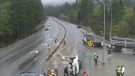DriveBC says to expect heavy congestion Friday afternoon: (DriveBC)